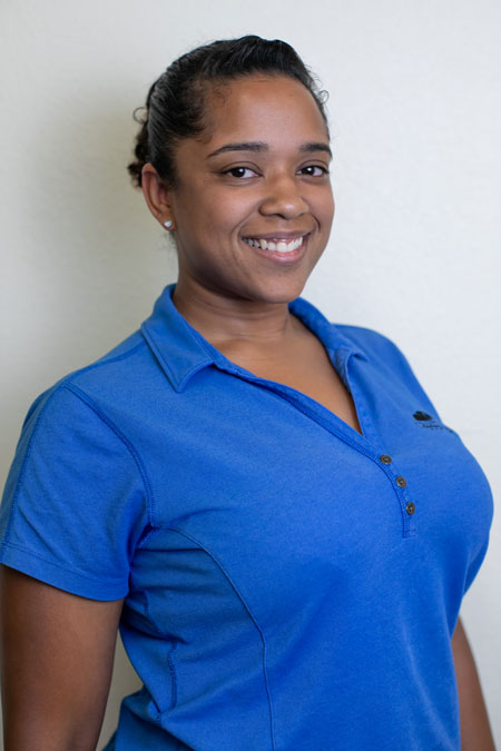 Tesha - Account Executive