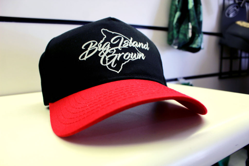 Big Island Grown Cap